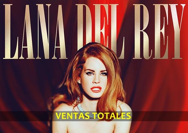 Lana Del Rey: Cifra de ventas. 00000027