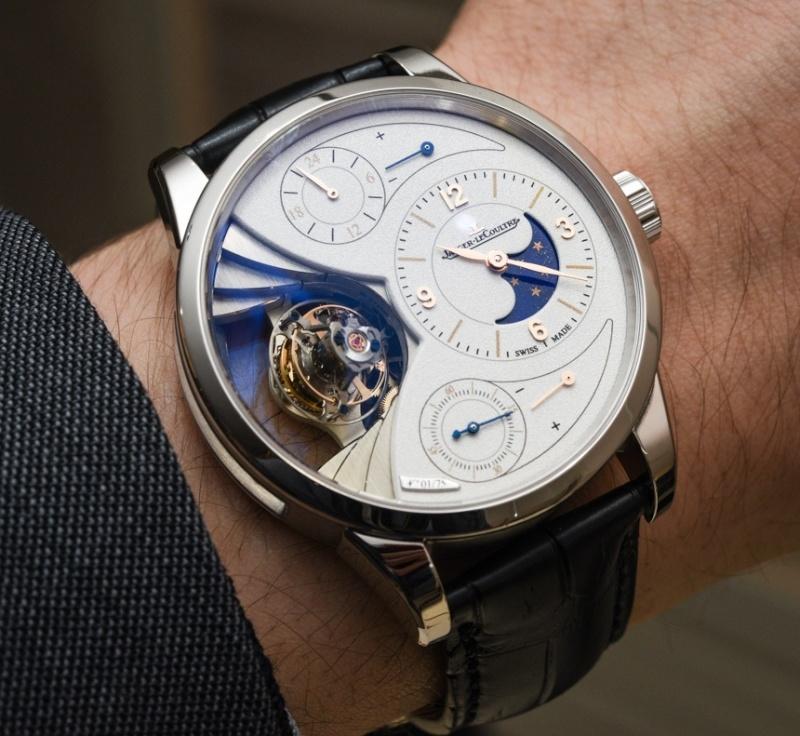 vacheron - Pour vous, quelle montre est le summum des montres ? - Page 2 Jaeger10