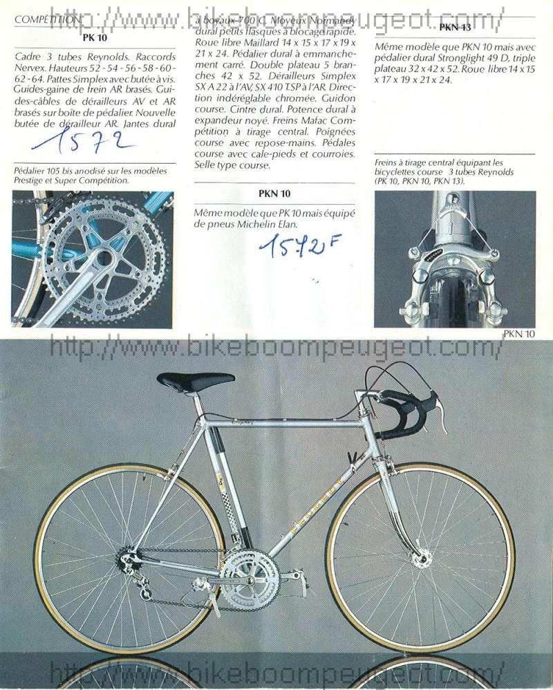 Peugeot - Reynolds 531 - 80's - Page 2 Peugeo10
