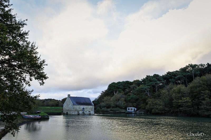 Le Moulin de Pomper à Baden (56) Moulpo10