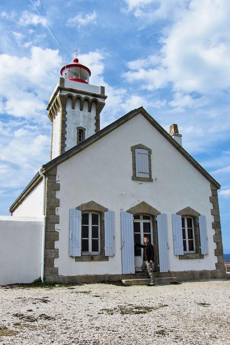 Phare des Poulains - Belle-ile-en-Mer Pharep10