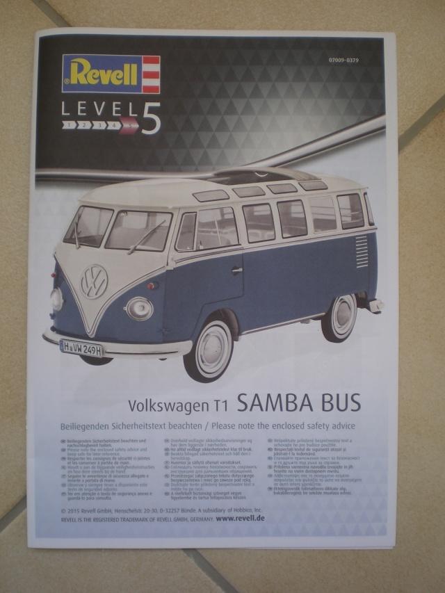 Volkswagen T1 SAMBA BUS REVELL 1:16 Imgp0120