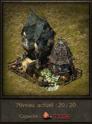Les Batiments pour les ressources 1610