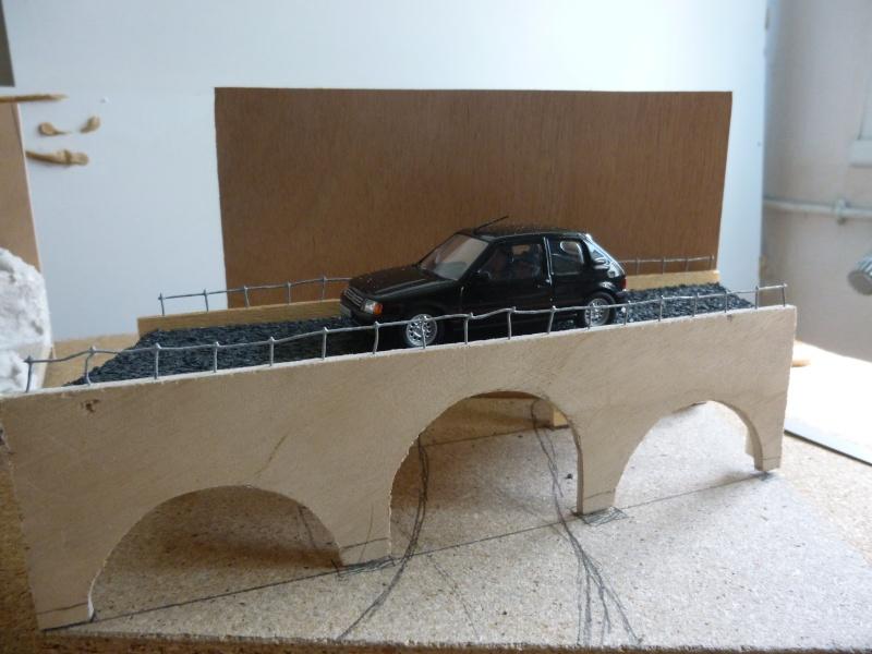 mes diorama voiture echelle 1/18 ET 1/43 1910
