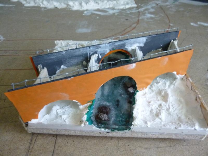 mes diorama voiture echelle 1/18 ET 1/43 2210