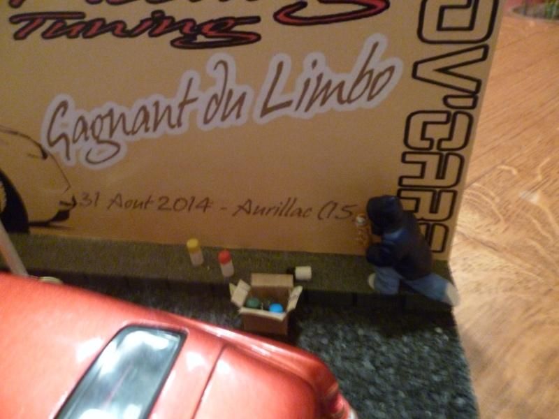 mes diorama voiture echelle 1/18 ET 1/43 511