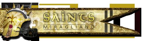 Les Franchises Cabalvision par roster Saints23