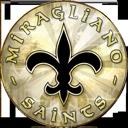 Les Franchises Cabalvision par roster Saints25