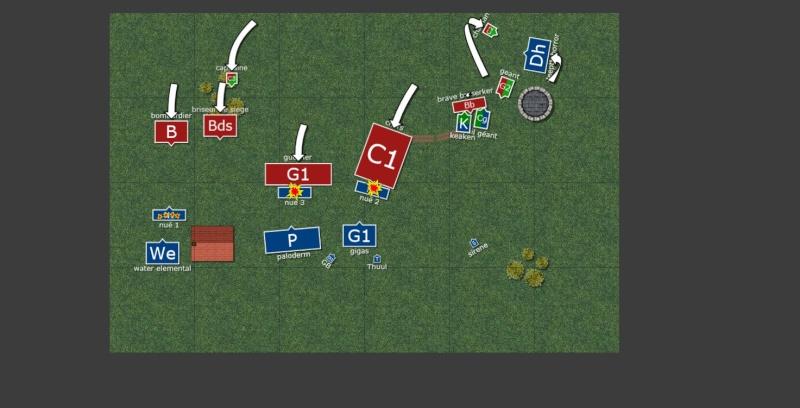 Rapport de bataille Ogre / Poisson 2000 points Batail12