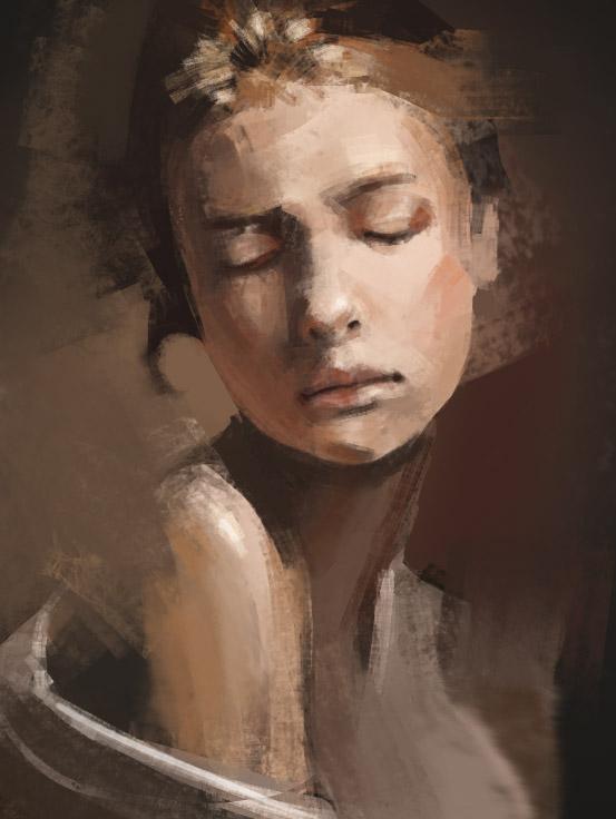 Blop is painting - LE RETOUR SANS CONCESSIONS - Page 2 Study010