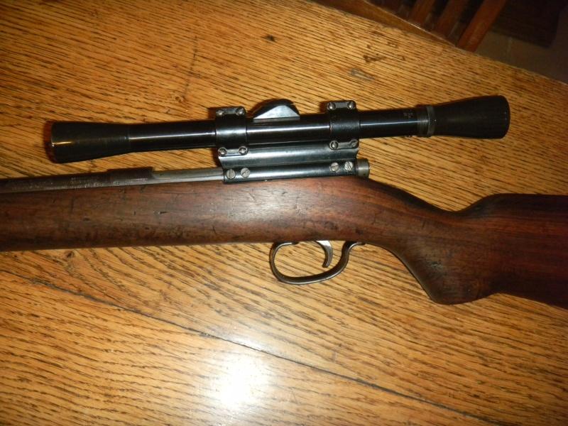 "remington 341 sportmaster  ""not british make"" Dscn4416"