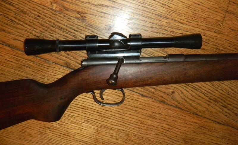 "remington 341 sportmaster  ""not british make"" Dscn4417"