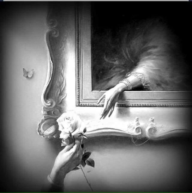 Une rose pour vous ma chère...  (images inspiratrice février 2016) Femme_10