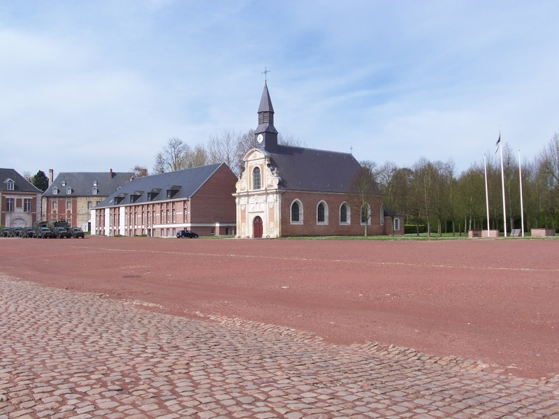 la chapelle de la citadelle d'Arras 178410