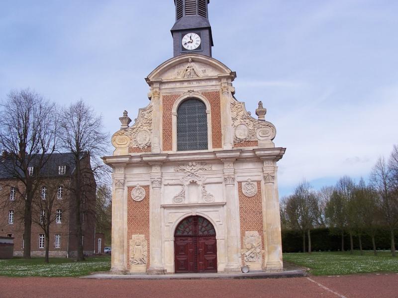 la chapelle de la citadelle d'Arras 178810