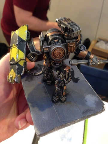 """News Forge World """"Horus Heresy"""" - Page 2 Blogge12"""