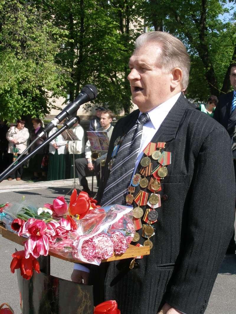 Памяти Михаила Павловича Бабаева P5087110