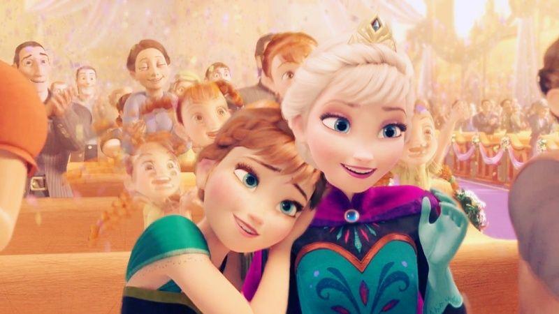 Le Royaume d'Arendelle de Nims Elsa_a10