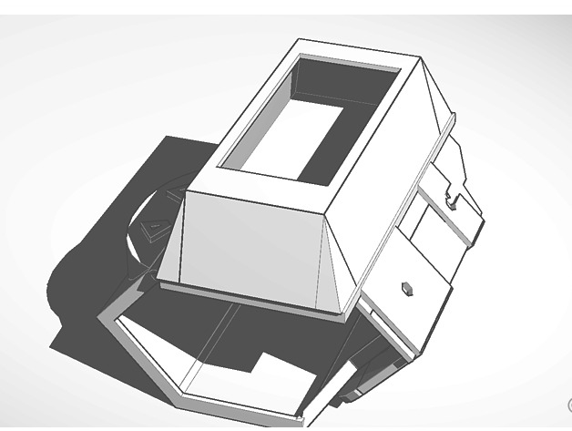 Impression 3D de TempusFugitronV2 Rendug10