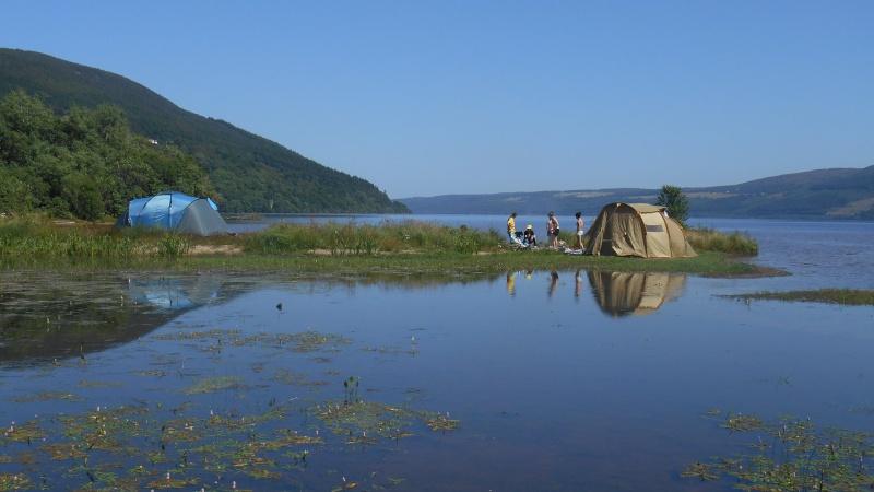 CHAMONIX - tentes vues cette année au camping - Page 2 12740210