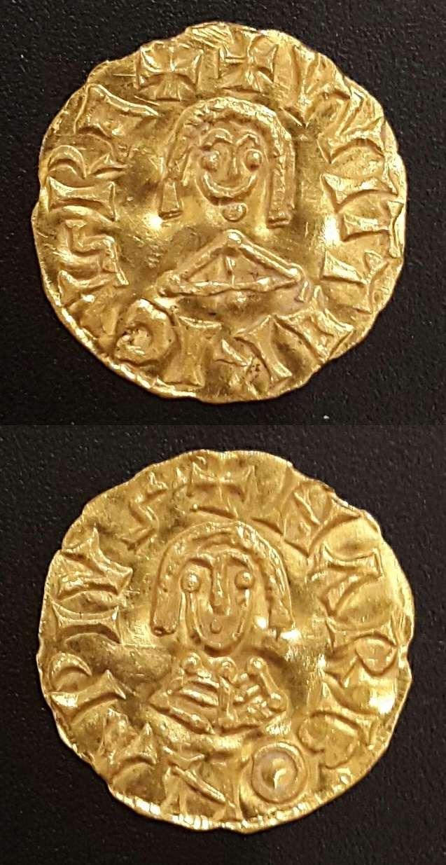 Avis monnaie Wisigoth 568f8310