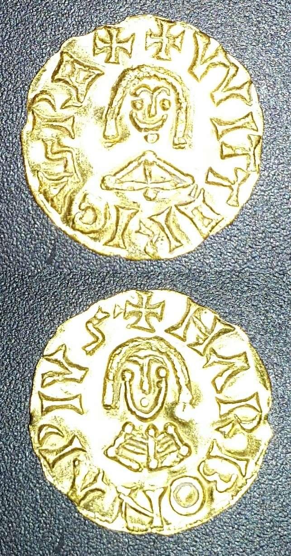 Avis monnaie Wisigoth 568f8311