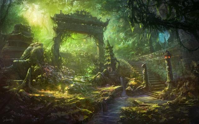Храм поклонения  The_ju10