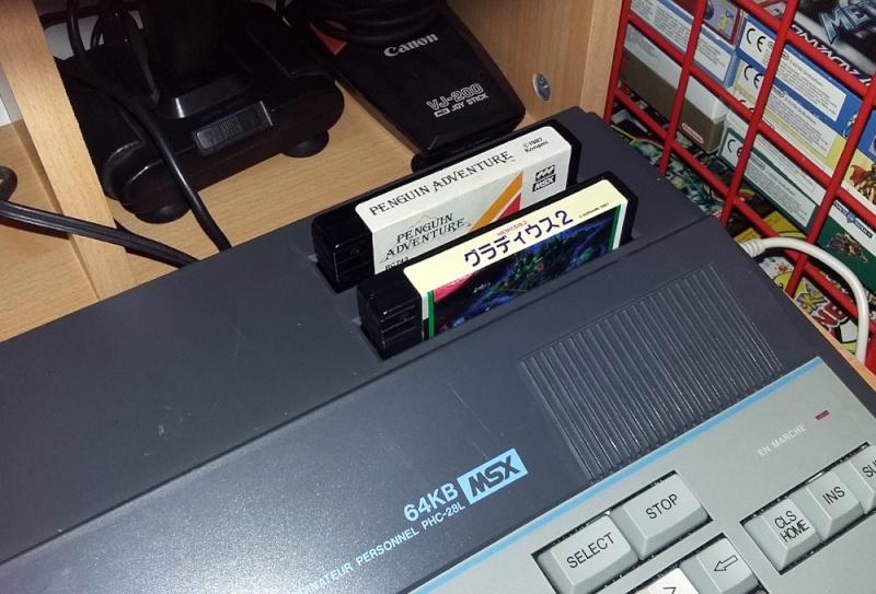[Dossier Participatif] MSX Msx710