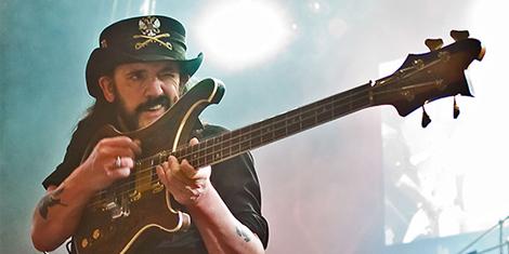 Vos musiques du moment. Lemmy-10