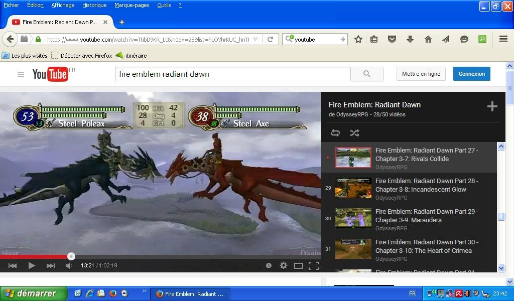 Les erreurs dans Fire Emblem Fe10_e10
