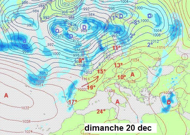Prévisions de Luc Trullemans 15/12/2015 2010