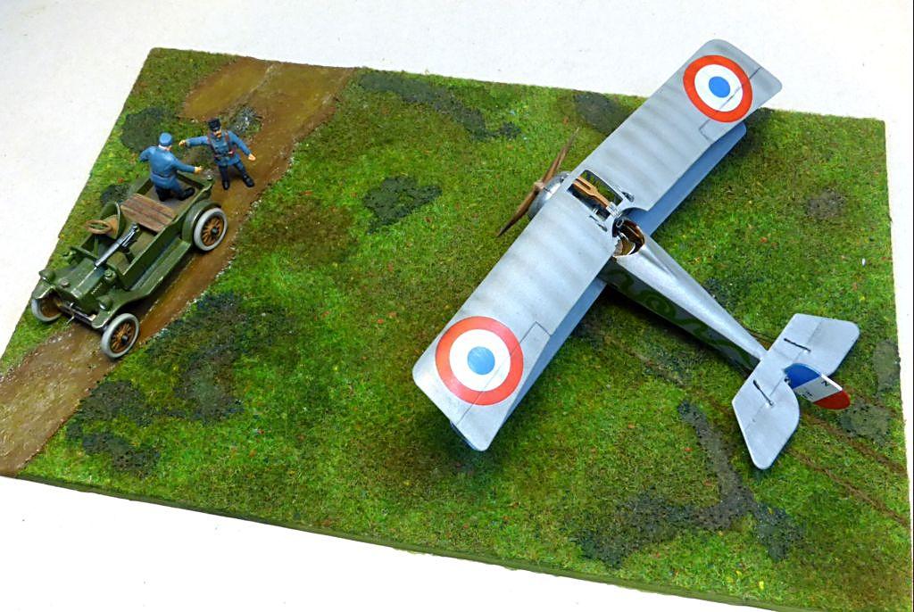 Concours 1ere Guerre Mondiale: [Eduard] Nieuport Ni-17 Sgt Boyau - Page 6 Ni-17_15