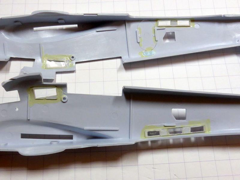 [Airfix] Savoia-Marchetti SM-79 vintage de 1967 - 1/72 Sm79-112