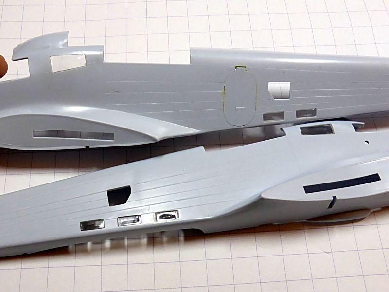 [Airfix] Savoia-Marchetti SM-79 vintage de 1967 - 1/72 Sm79-113