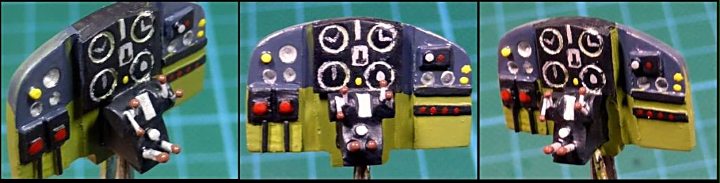 [Airfix] Savoia-Marchetti SM-79 vintage de 1967 - 1/72 Sm79-215