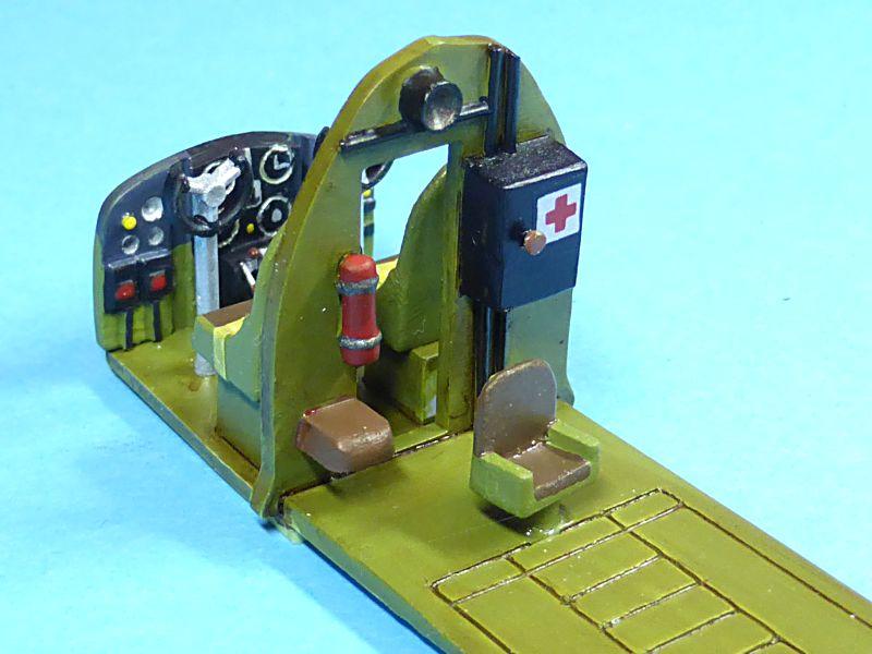 [Airfix] Savoia-Marchetti SM-79 vintage de 1967 - 1/72 Sm79-216