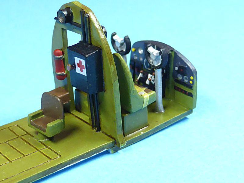 [Airfix] Savoia-Marchetti SM-79 vintage de 1967 - 1/72 Sm79-217