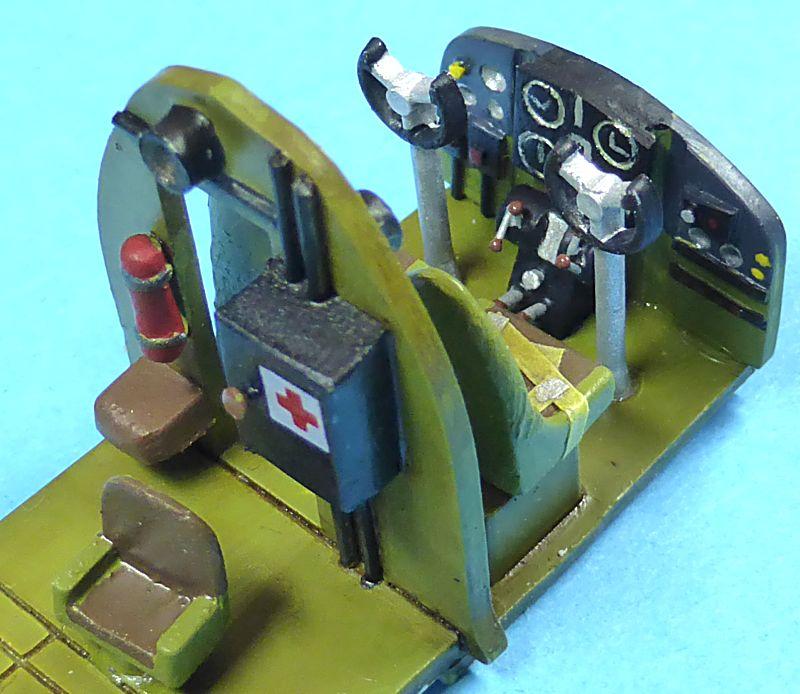 [Airfix] Savoia-Marchetti SM-79 vintage de 1967 - 1/72 Sm79-219