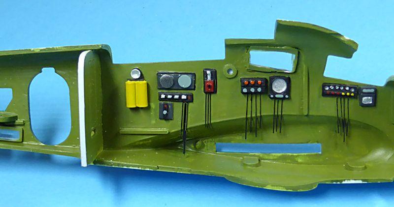 [Airfix] Savoia-Marchetti SM-79 vintage de 1967 - 1/72 Sm79-310