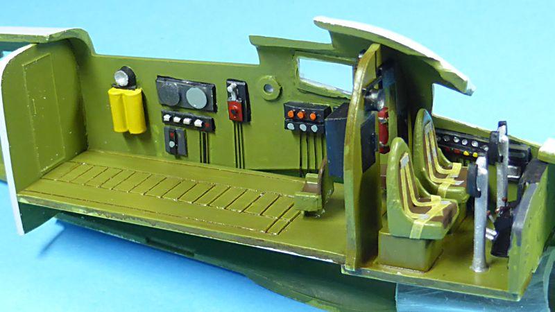 [Airfix] Savoia-Marchetti SM-79 vintage de 1967 - 1/72 Sm79-311