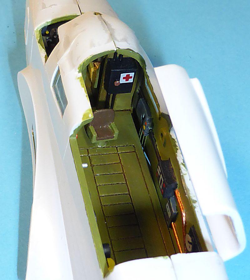 [Airfix] Savoia-Marchetti SM-79 vintage de 1967 - 1/72 Sm79-317