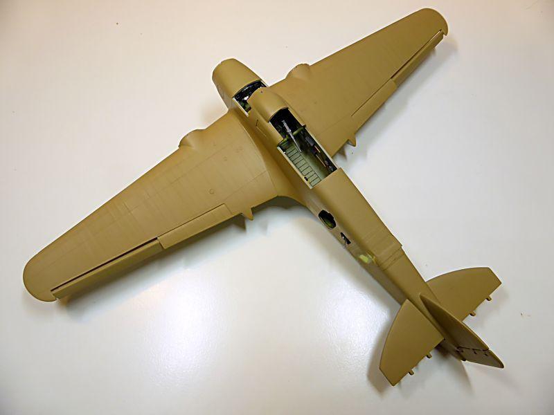 [Airfix] Savoia-Marchetti SM-79 vintage de 1967 - 1/72 Sm79-517