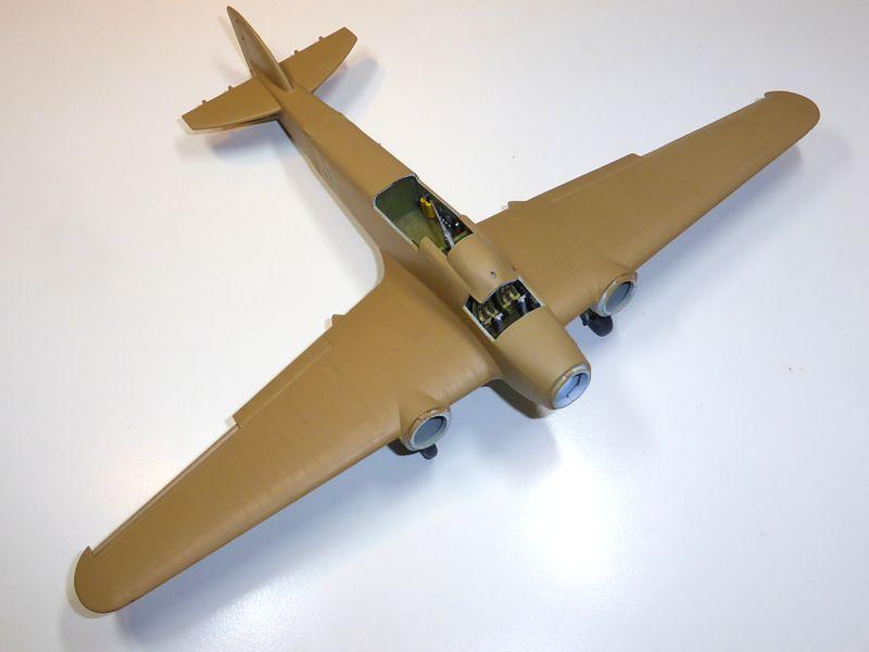 [Airfix] Savoia-Marchetti SM-79 vintage de 1967 - 1/72 Sm79-518
