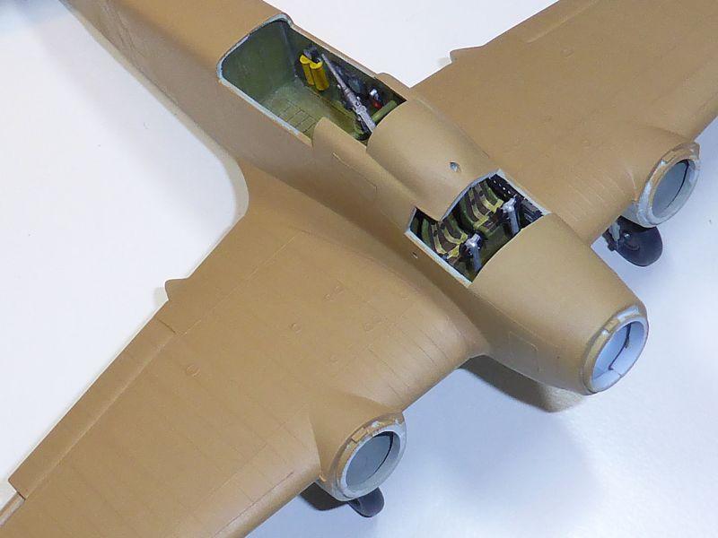 [Airfix] Savoia-Marchetti SM-79 vintage de 1967 - 1/72 Sm79-519