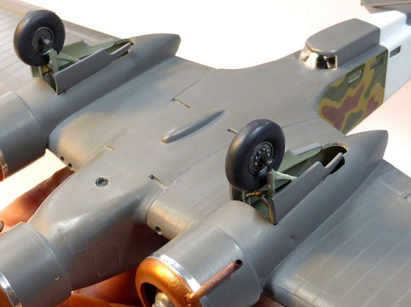 [Airfix] Savoia-Marchetti SM-79 vintage de 1967 - 1/72 Sm79-716