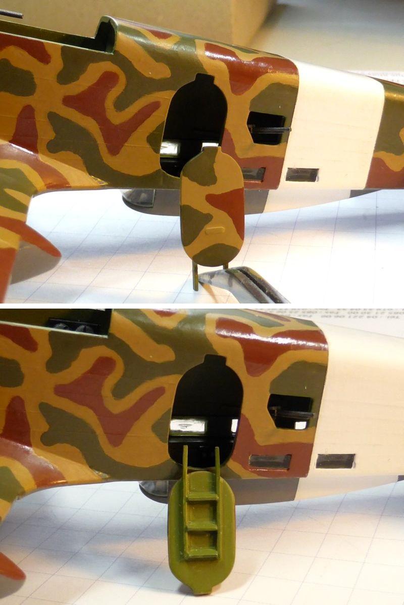 [Airfix] Savoia-Marchetti SM-79 vintage de 1967 - 1/72 Sm79-718