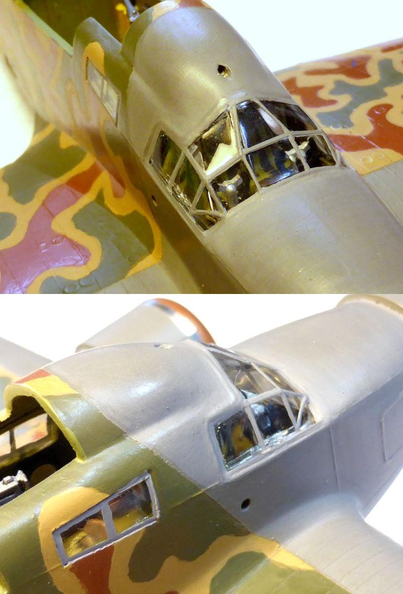 [Airfix] Savoia-Marchetti SM-79 vintage de 1967 - 1/72 Sm79-719