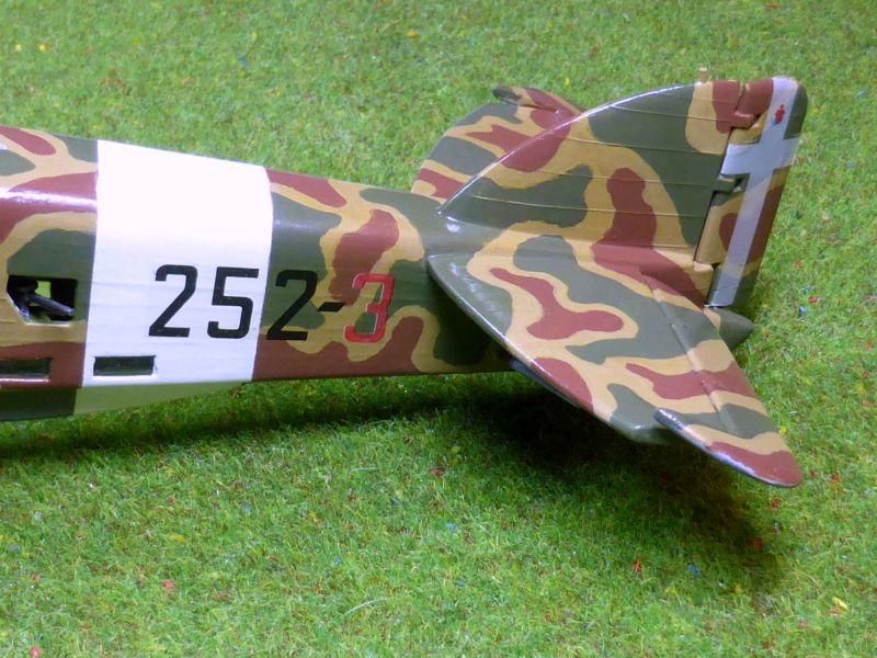 [Airfix] Savoia-Marchetti SM-79 vintage de 1967 - 1/72 Sm79-813