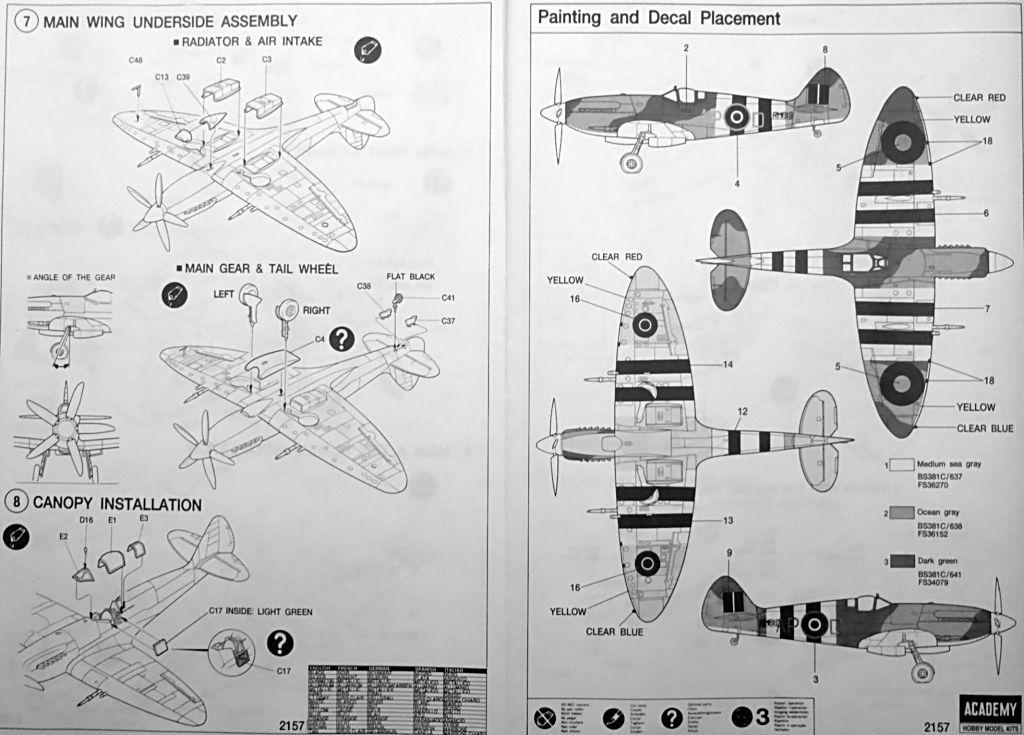[ACADEMY] Spitfire Mk XIVc 1/48 Smk14c17