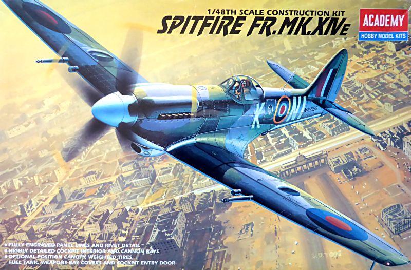 [ACADEMY] Spitfire Mk XIVc 1/48 Smk14e10